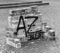 [Image: Altar am Bunsenplatz]